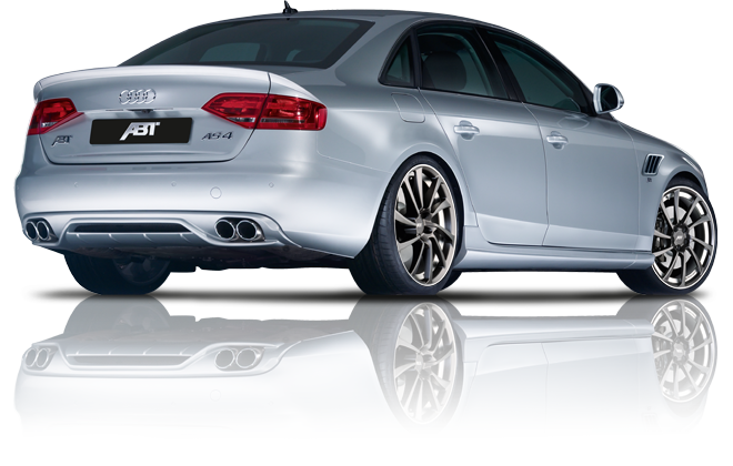 Audi A4 Abt Chiptuning Auto Bildideen