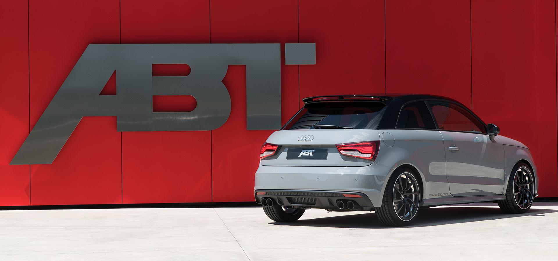 Audi S1 - ABT Sportsline