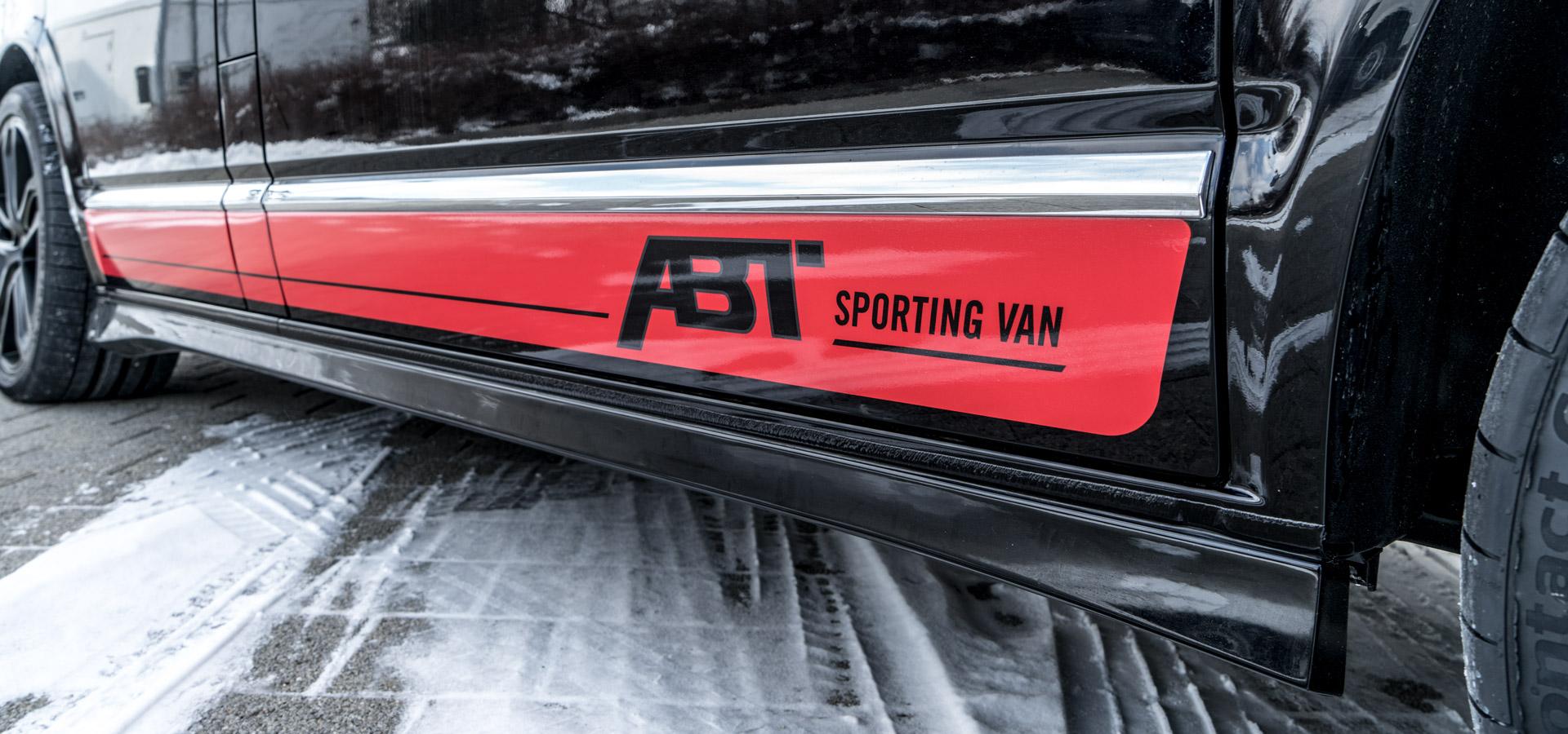 Vw T6 Abt Sportsline