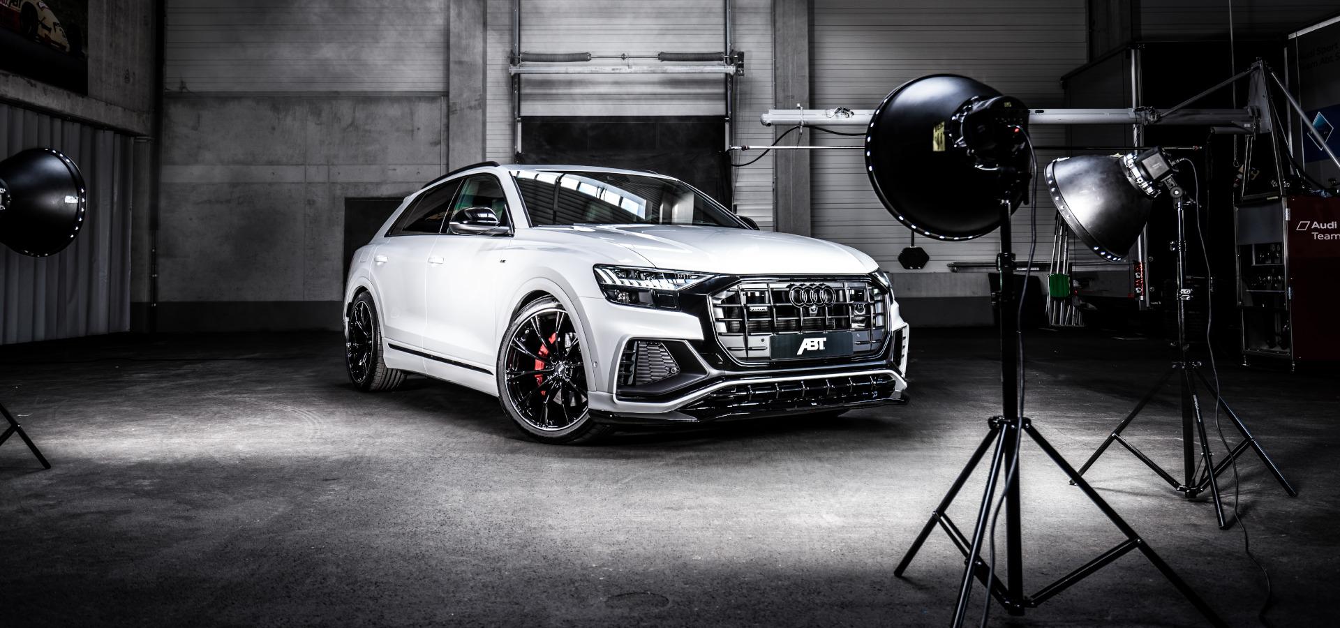 Audi Q8  ABT Sportsline
